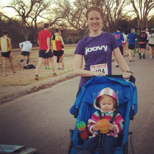 Go Running Mama- About Me Jenn