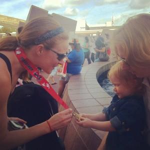 Go Running Mama- WDW Marathon 2013
