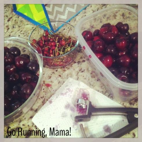 Go Running Mama- Routines