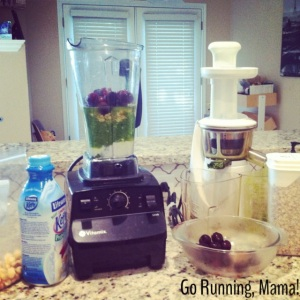 Go Running Mama- Revelation Smoothie