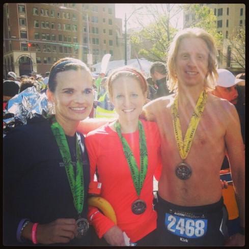 Go Running, Mama!- My BRF's Runiversary