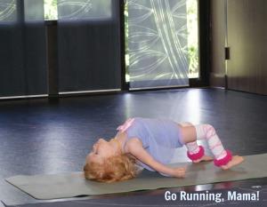 Go Running, Mama!
