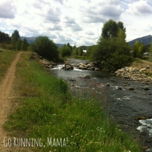 Go Running, Mama!: Exhaustion, Smoothie Pick-Me-Ups, and a Virtual Half Marathon Comedy of Errors