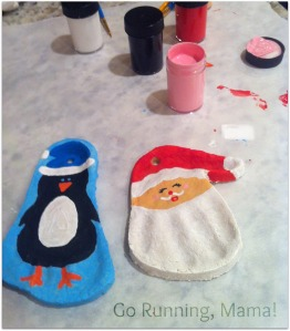 Go Running, Mama! Homemade Salt Dough Ornaments- Easy, Inexpensive Homemade Gifts