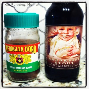 Breakfast Stout Sticky Toffee Pudding- Go Running, Mama!