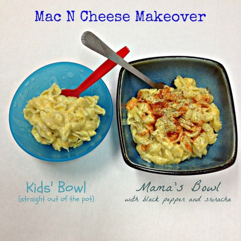 #BetterGoodThings- Mac and Cheese Makeovers