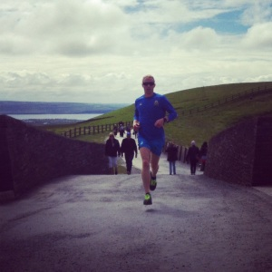 The Hubs completely dominating The Cliffs of Moher