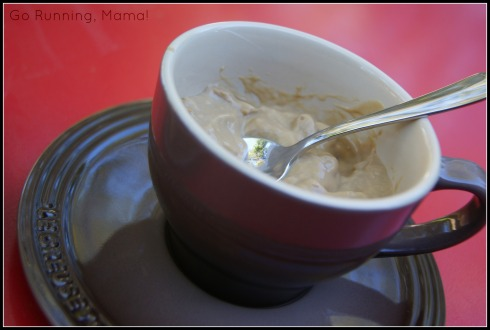 Coffee Pudding